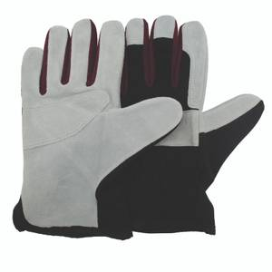 Big Mike by Stonebreaker Leather Palm Sports Gloves - Medium