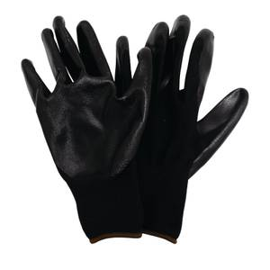 Big Mikes by Stonebreaker Nitrile Dipped Work Gloves - One Size