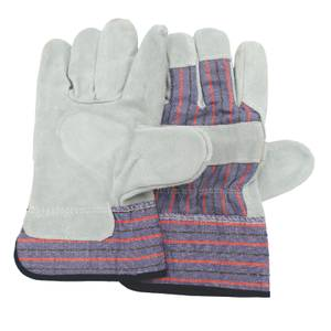 Big Mikes by Stonebreaker Leather Riggers Gloves - One Size