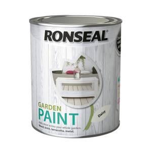 Ronseal Garden Paint - Daisy 750ml