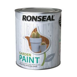 Ronseal Garden Paint - Pebble 750ml