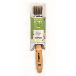 Ronseal Precision Finish Brush - 1in