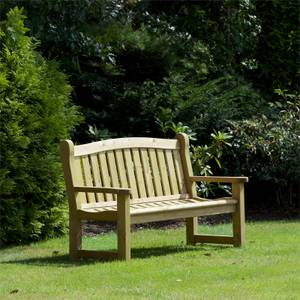 Anchor Fast Milldale Wooden 3 Seater Bench