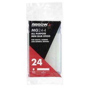 Arrow Mini Glue Sticks - Pack of 24