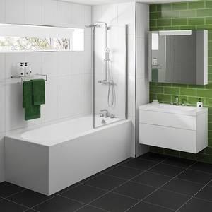Colorado Single Ended Straight Bath 1600 x 700mm