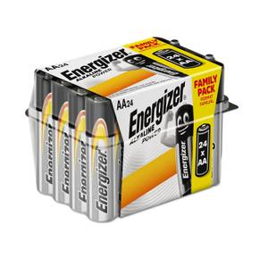 Energizer Alkaline Power AA Batteries - 24 Pack