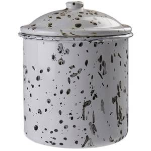 Large Canister - Black & White
