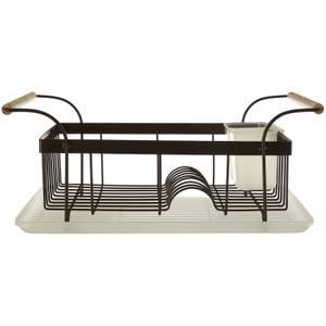 Vertex Dish Rack - Bronze Powder Coated