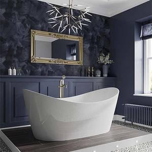 Bathstore Pure Freestanding Bath - 1700 x 800mm