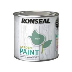 Ronseal Garden Paint - Sage 250ml