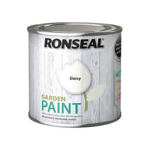 Ronseal Garden Paint - Daisy 250ml