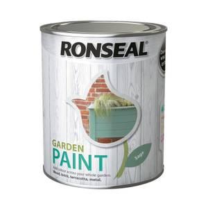 Ronseal Garden Paint - Sage 750ml