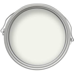 Homebase Exterior One Coat Gloss Paint - White 2.5L