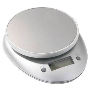 Silver Electronic Scale - 3kg