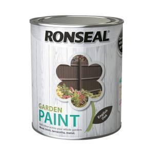 Ronseal Garden Paint - English Oak 750ml