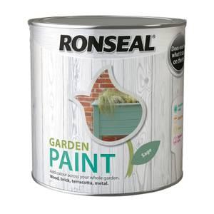 Ronseal Garden Paint - Sage 2.5L