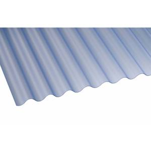 Corolux 2440mm Minisheet Translucent - 3 Pack