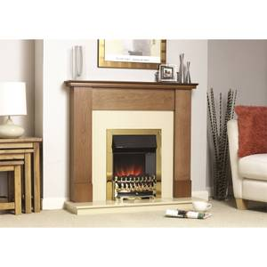 Howden Electric Suite Brass