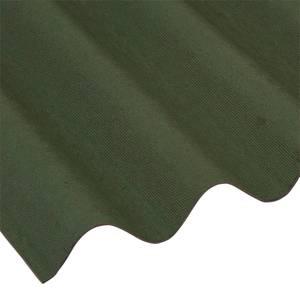 Coroline Green Sheet 2m - 3 Pack