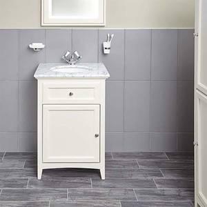 Bathstore Savoy 600mm Marble Top Floor standing Vanity Unit