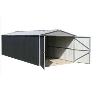 10x17ft Yardmaster Metal Garage
