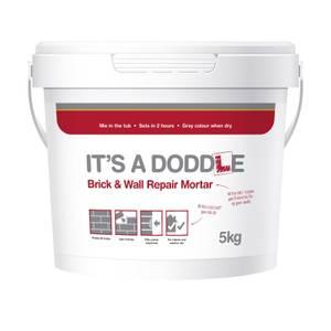 Its a Doddle Brick Mortar - 5kg Tub