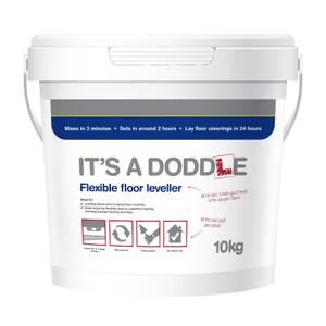 Its a Doddle Flex Floor Leveller - 10kg Tub