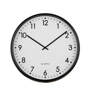 Wall Clock - Black & White