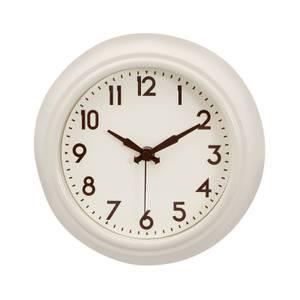 Vintage Wall Clock - Cream