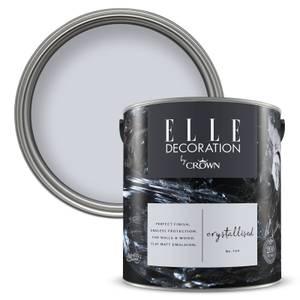 ELLE Decoration by Crown Flat Matt Paint - Crystallised 2.5L