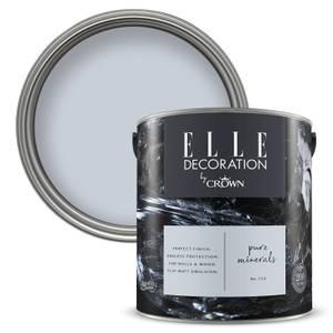 ELLE Decoration by Crown Flat Matt Paint - Pure Minerals 2.5L
