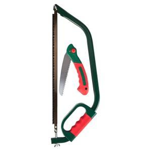 Qualcast Bow Saw and Folding Saw
