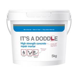 Its a Doddle High Strength Concrete - 5kg Tub