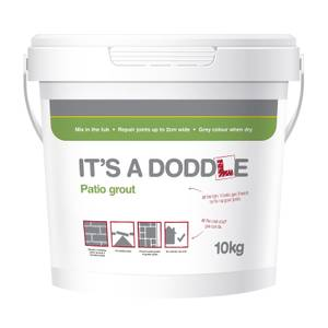 Its a Doddle Patio Grout - 10kg Tub