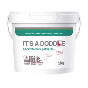 Its a Doddle Concrete Floor Patch Fill - 5kg Tub