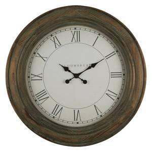 Wall Clock - Washed Grey
