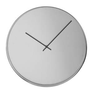 Baillie Wall Clock - Chrome