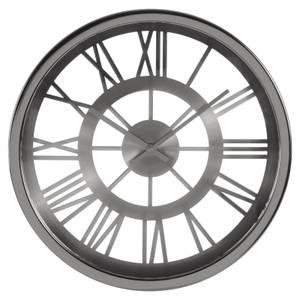 Baillie Skeleton Wall Clock - Black