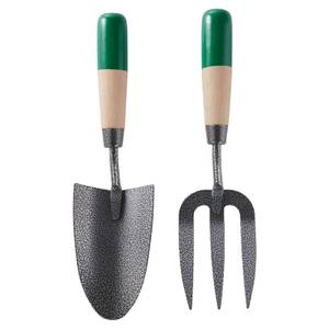 Qualcast Trowel And Fork