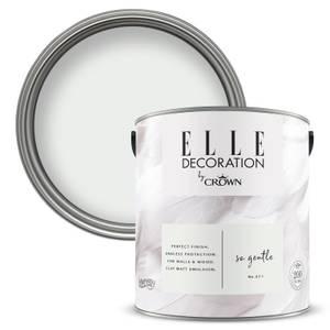 ELLE Decoration by Crown Flat Matt Paint - So Gentle 2.5L