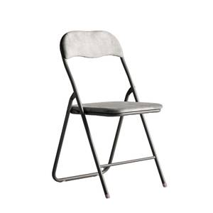 Folding Chair - Dark Grey
