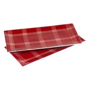 Highland Tartan Serving Platters - Set of 2