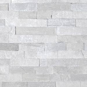 Arthouse Graphite Brick Textured Slate Grey Wallpaper