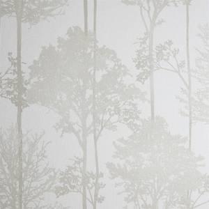 Arthouse Stardust Tree Textured Glitter Neutral Wallpaper