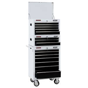 26 Inch Combi Roller Cab Tool Chest 15 Draw