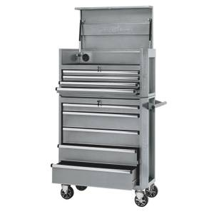 36 Inch Combi Roll Cab Tool Chest 9 Drawer
