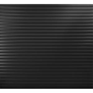 Black Insulated Electric Roller Garage Door for 2150 to 2199mm (Width)
