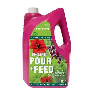 Ecofective Organic Pour & Feed - 4L