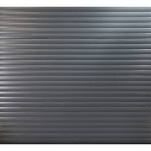 Anthracite Grey Insulated Electric Roller Garage Door for 2400 to 2449mm (Width)