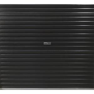Black Roller Garage Door to suit 2250mm to 2299mm (Width)